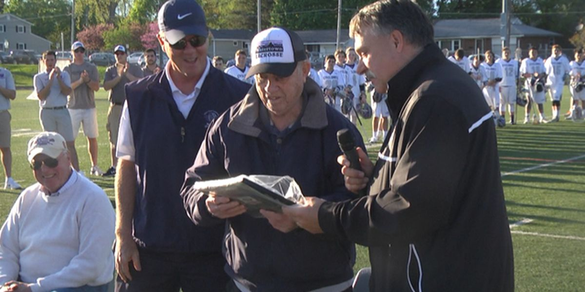 Mel remembers longtime Watertown lacrosse coach Matt Branski