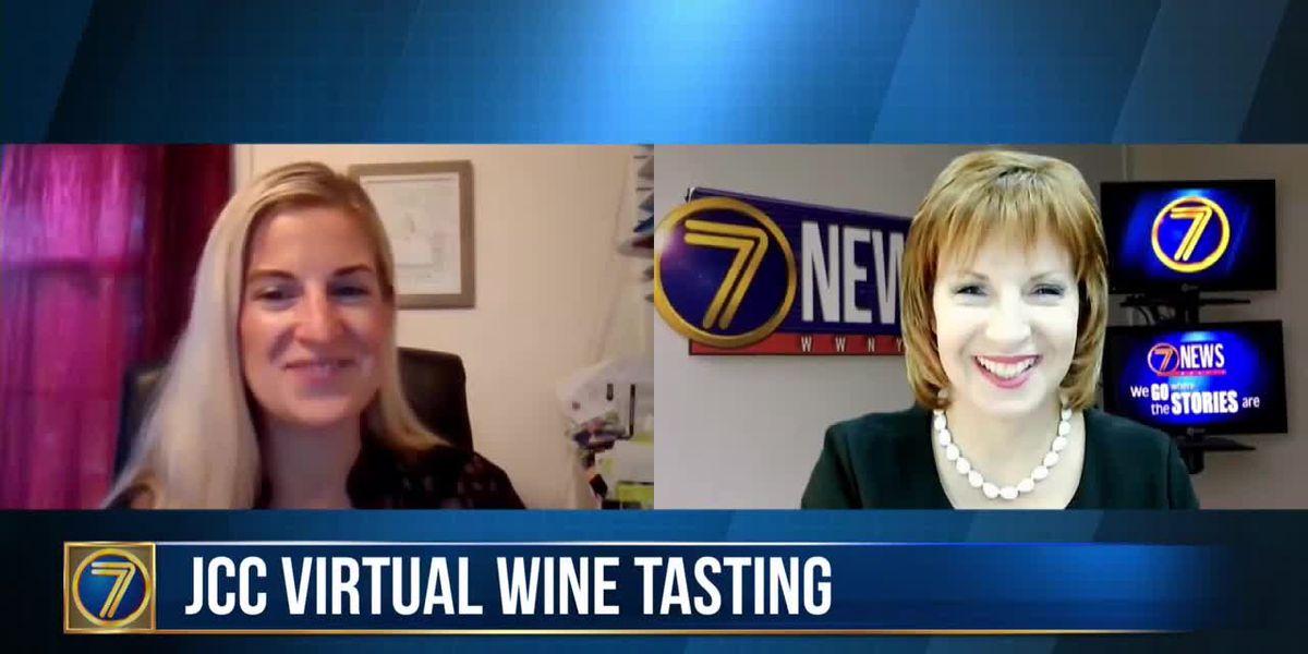 JCC offering virtual wine tastings