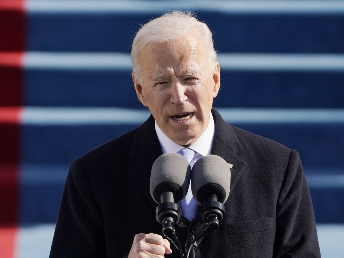 Biden signs executive actions to address food and unemployment aid