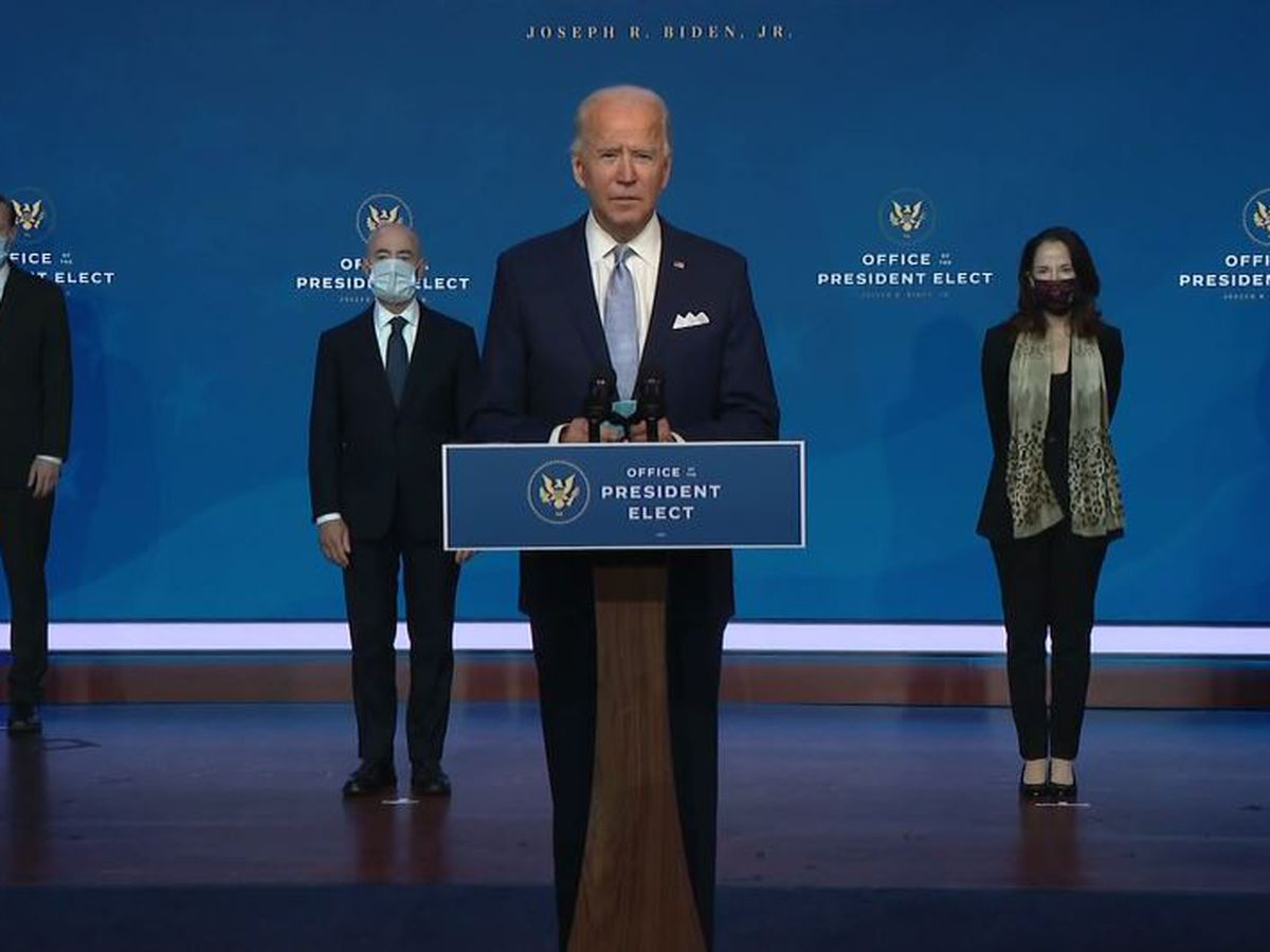 Biden's national security Cabinet nominees face Senate tests
