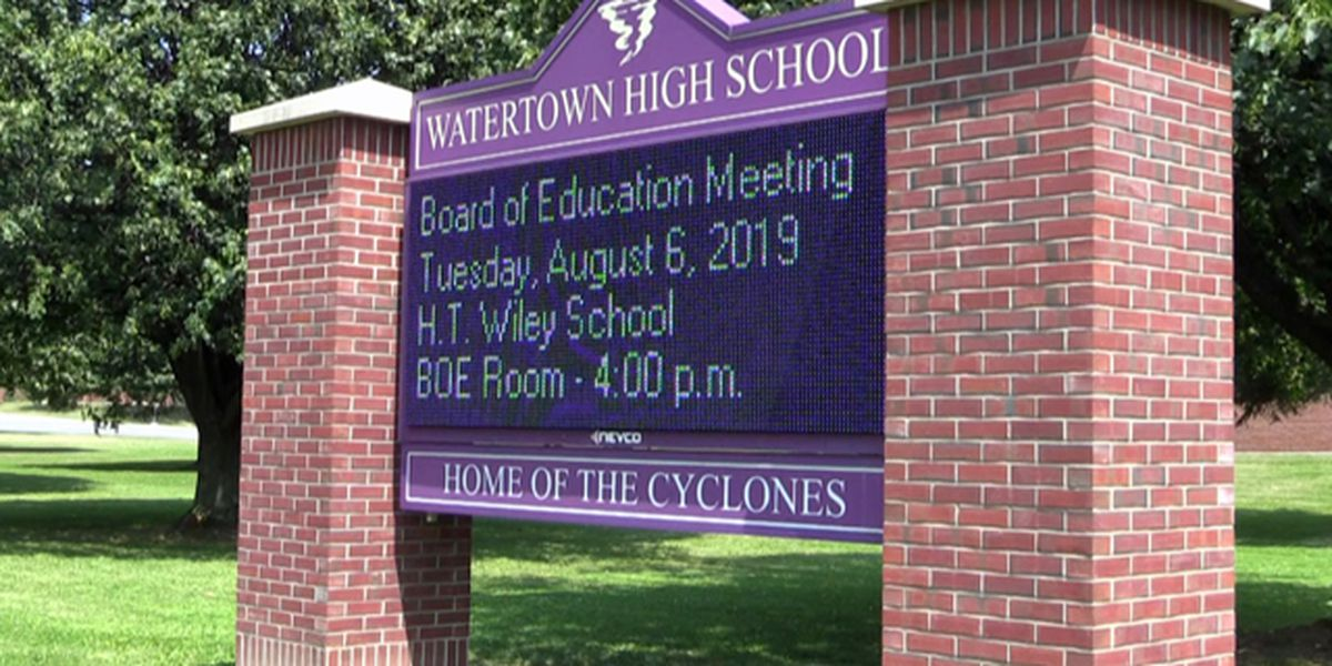 Remote Watertown student tests positive for COVID-19