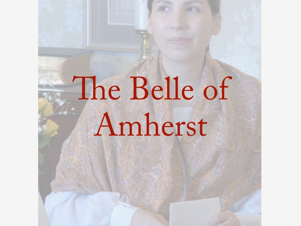 Central New York Presents The Belle of Amherst