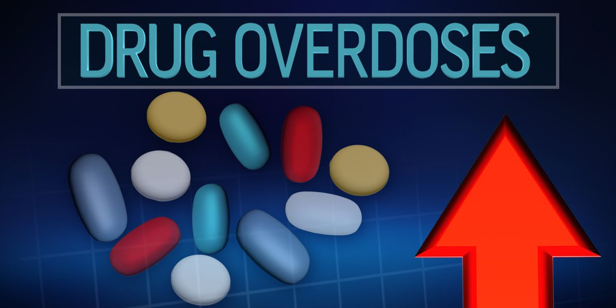 1 death amid 5 drug overdoses in 24 hours, health officials say