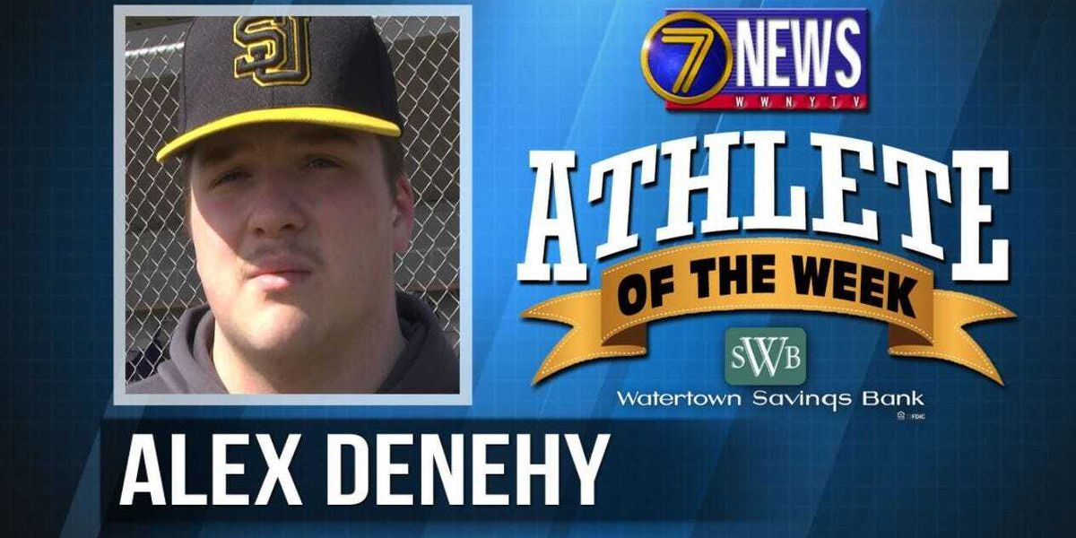 Athlete of the Week: Alex Denehy