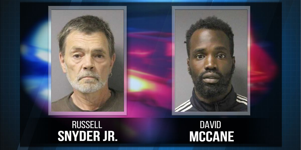 2 accused of possessing crack cocaine, oxycodone