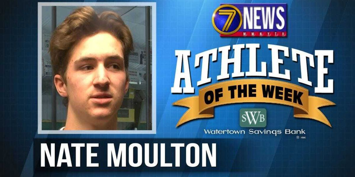 Athlete of the Week: Nate Moulton