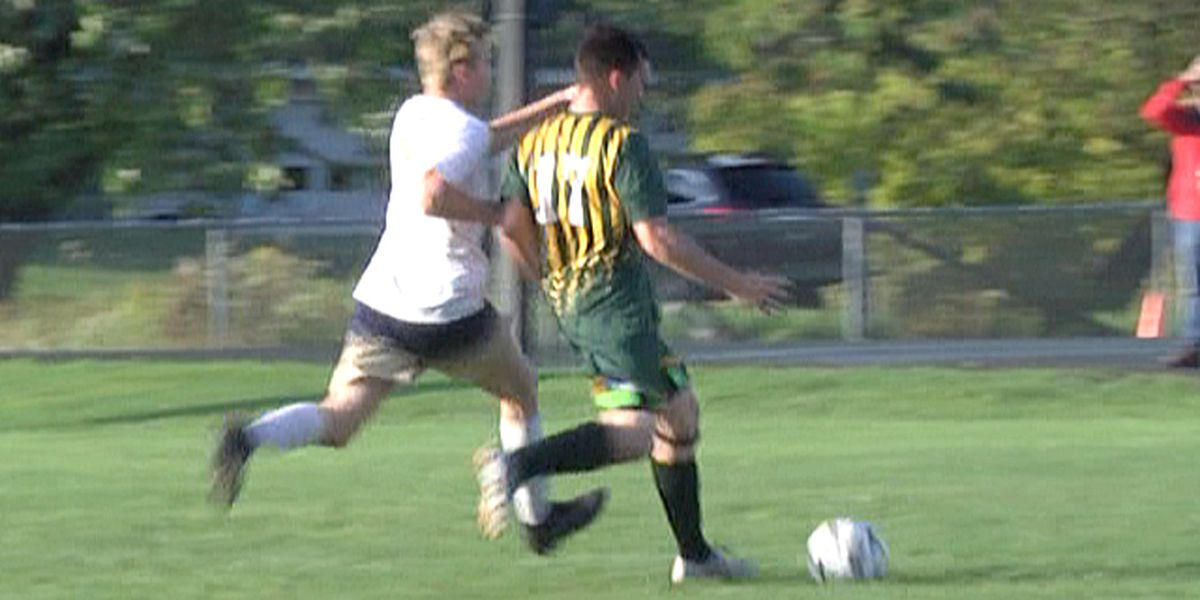 Highlights & scores: boys' high school soccer