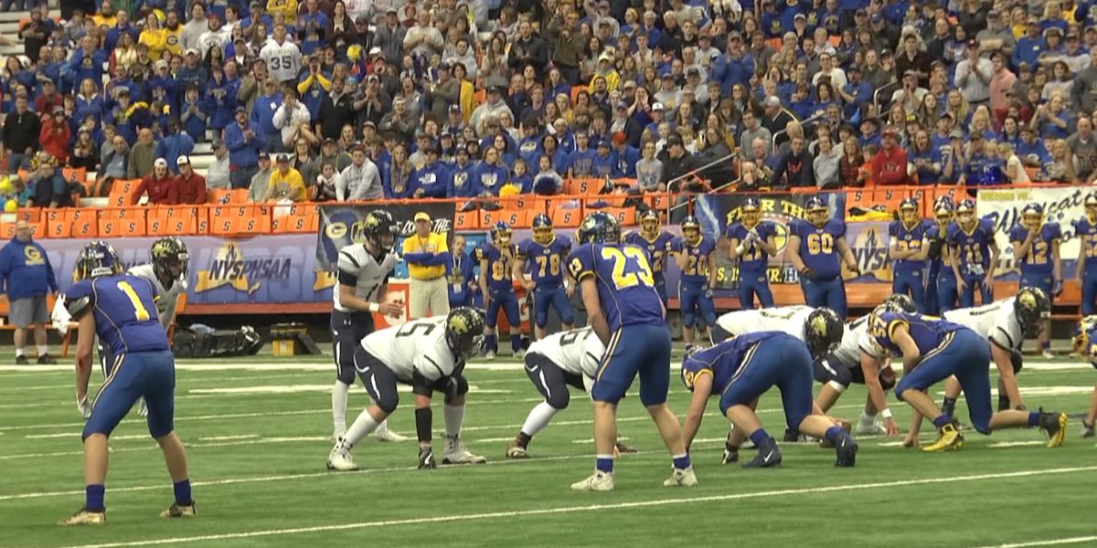 Gouverneur football loses to defending state champs