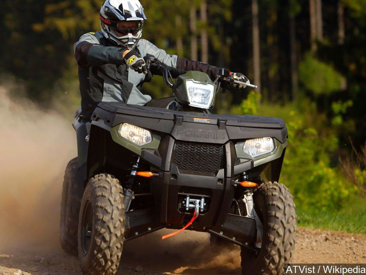 St. Lawrence County may require ATV user permits