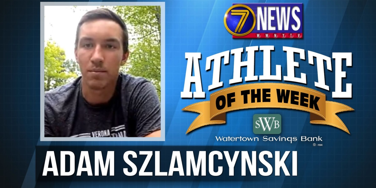 Athlete of the Week: Adam Szlamcynski