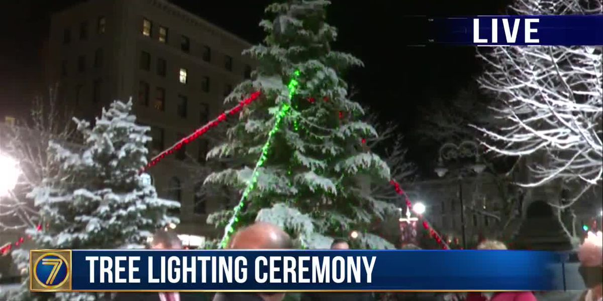 Watertown kicks off holiday season with tree lighting ceremony