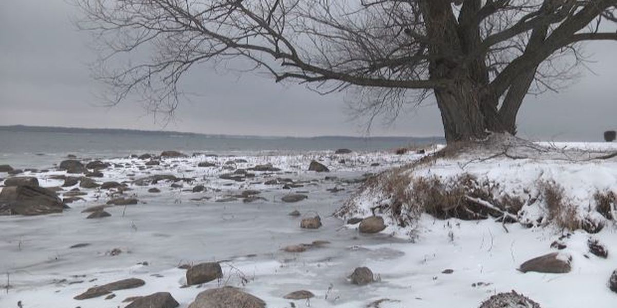 'Little treasures' found as water levels drop on part of St. Lawrence River
