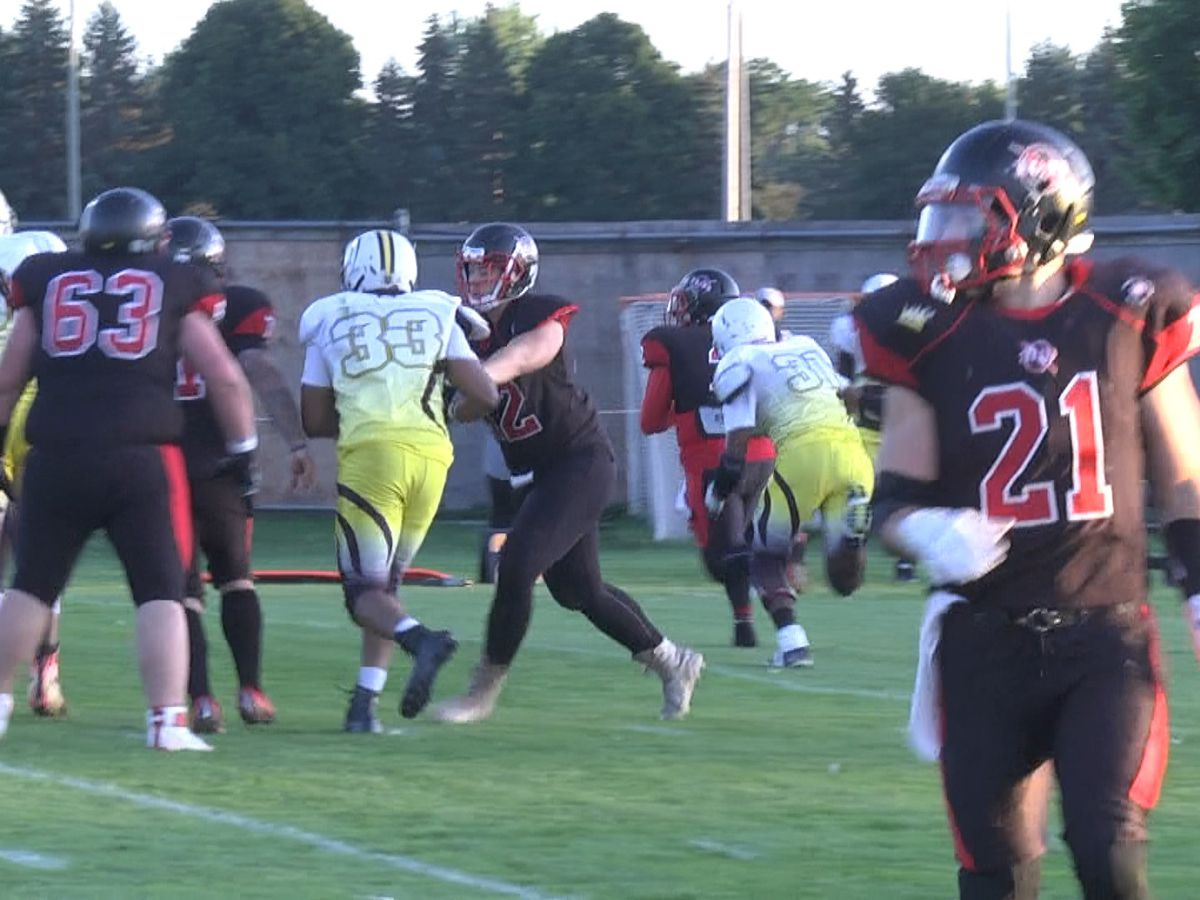 Saturday Sports: Red & Black get 3rd straight win, beat Tri-Cities