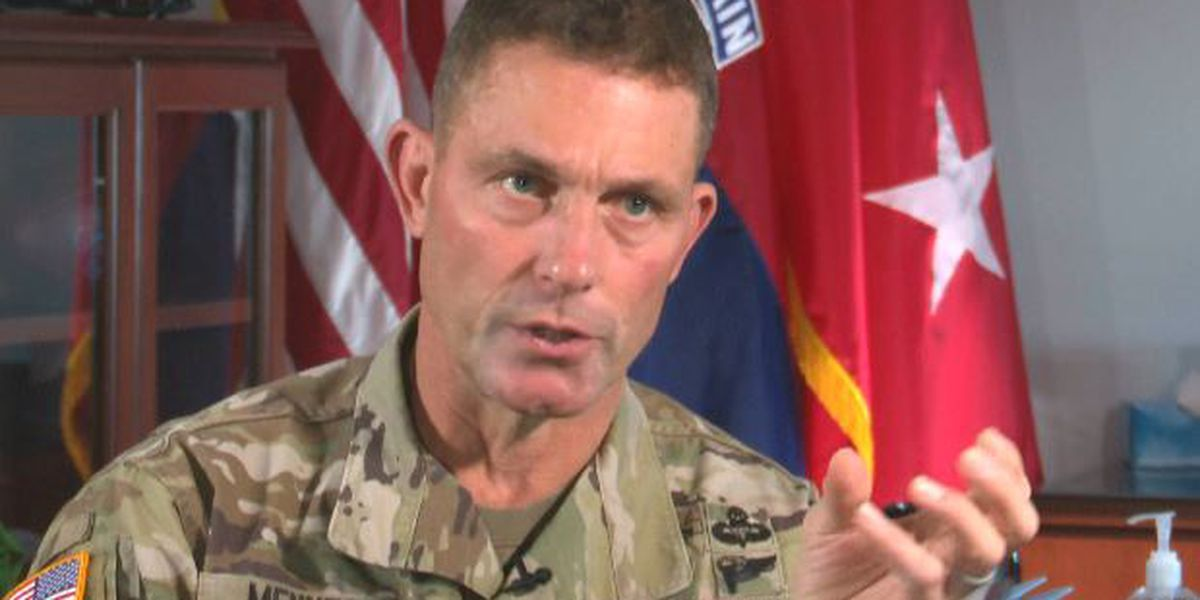 General Mennes: more than 7,000 Fort Drum soldiers have gotten COVID shot
