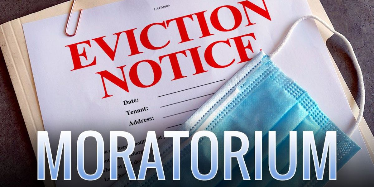 State's eviction moratorium extended, Assembly Minority Leader calls it 'unsustainable'