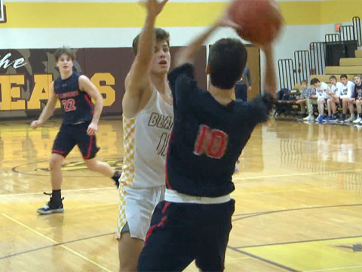 Highlights & scores: NAC boys' hoops action
