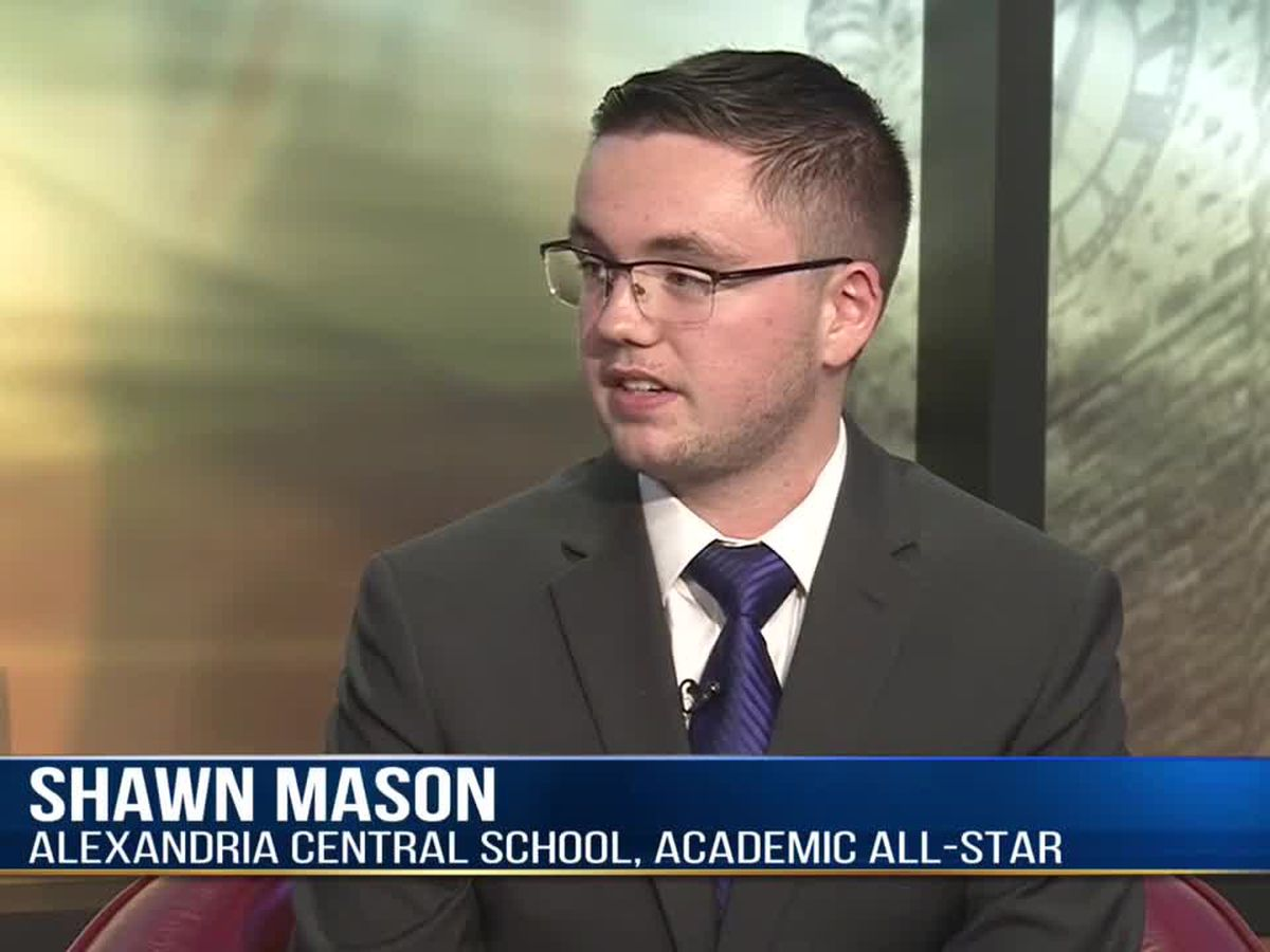 Academic All-Star: Shawn Mason