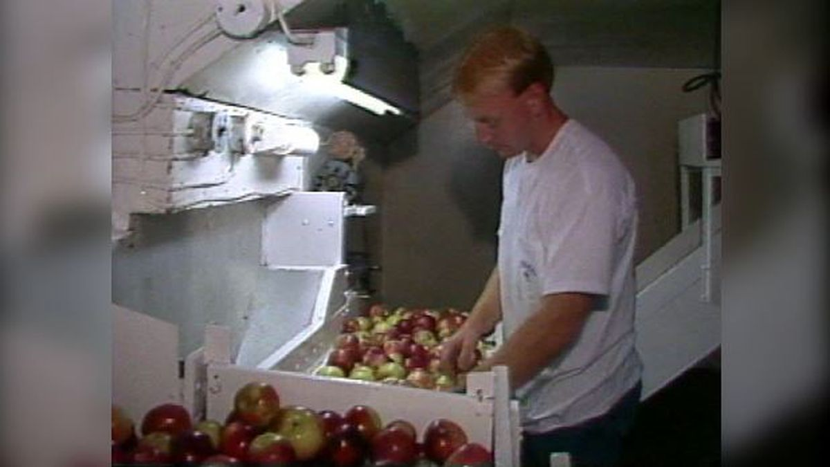 Blast From The Past: 1990 Burrville Cider Mill opening