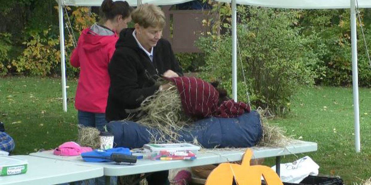 Nature center gets ready for autumn festival
