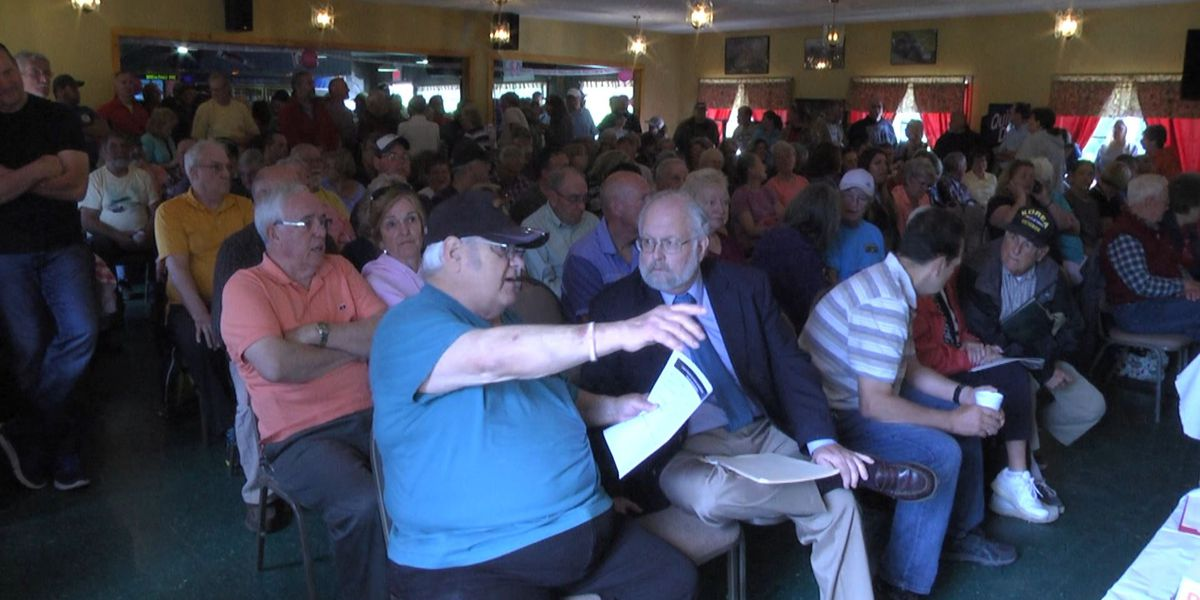 Hundreds meet to plan action against IJC and others over Lake Ontario flooding
