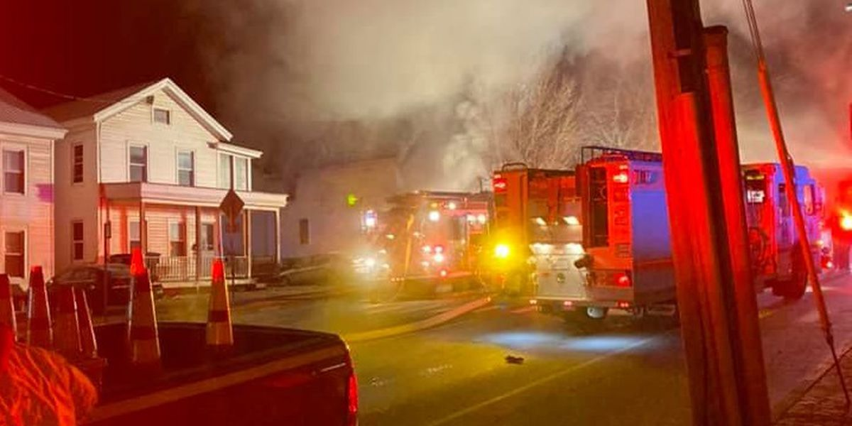 Victims in Lowville fatal fire identified