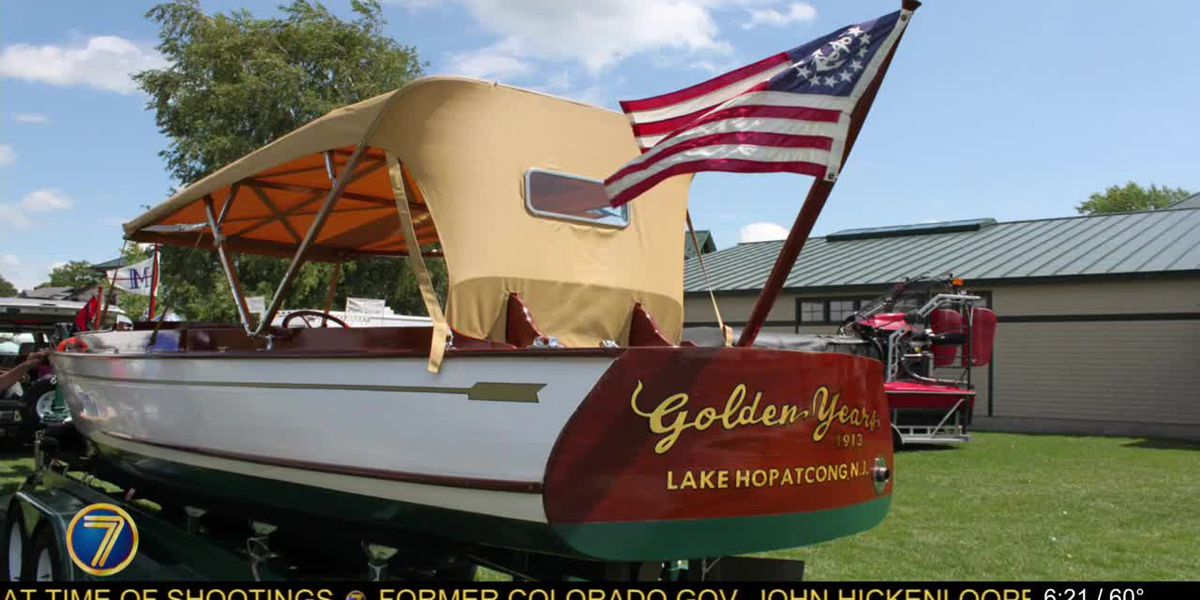 Antique Boat Museum at state fair this year