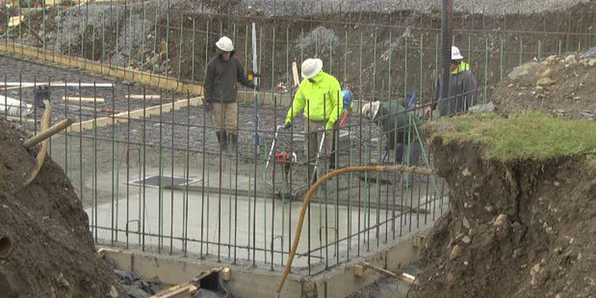 Concrete poured, Smith elected - what happens to pool project now?