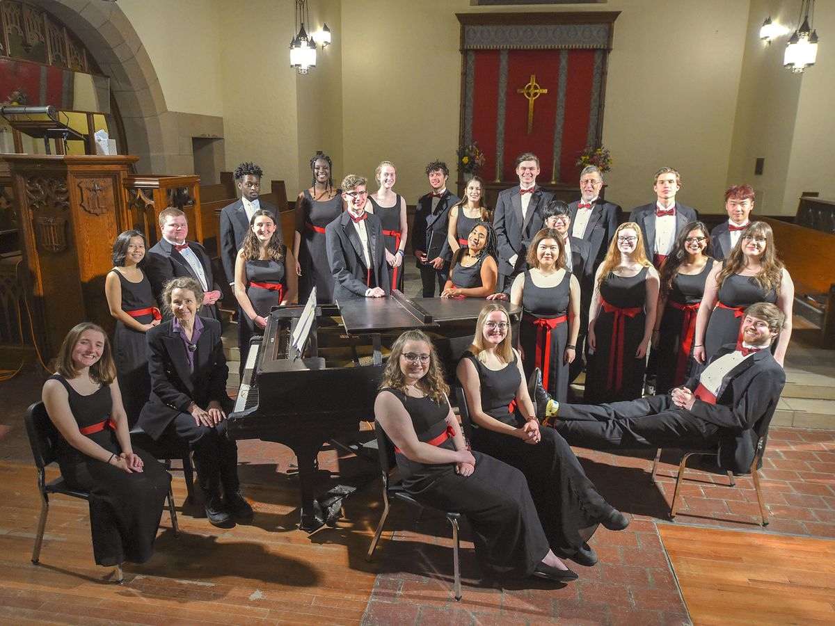 SLU Laurentian Singers - Friday March 8