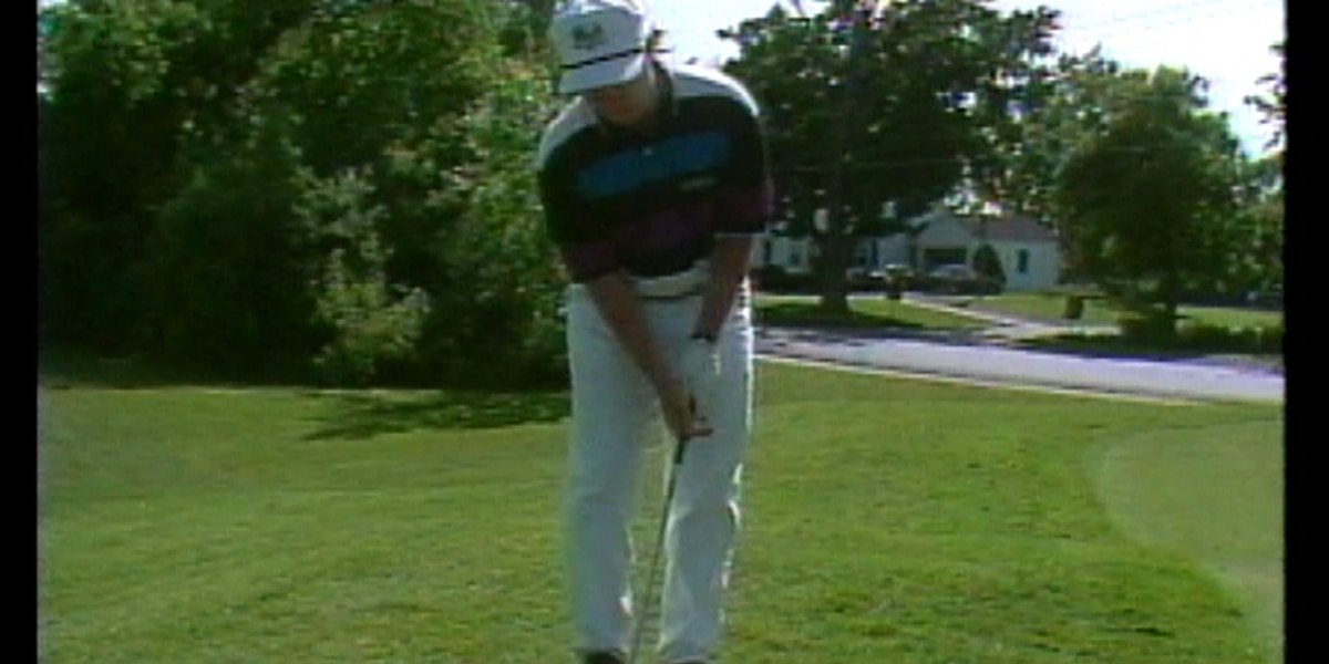 Mel's Sports History: Draper's success on the golf course