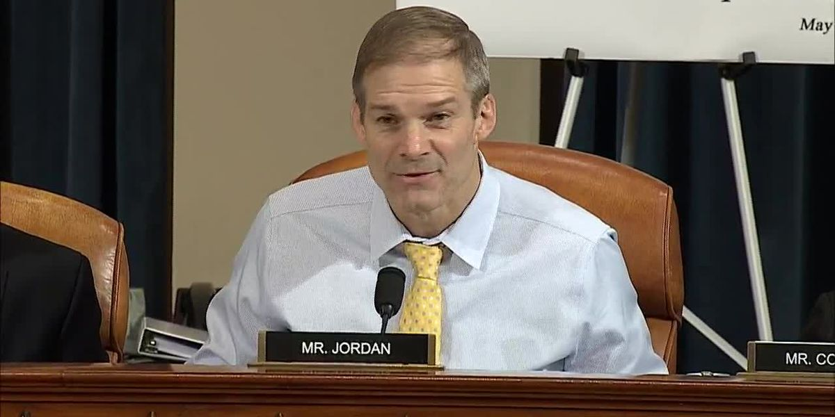 Rep. Jim Jordan accused of telling OSU wrestler's brother to deny abuse claims