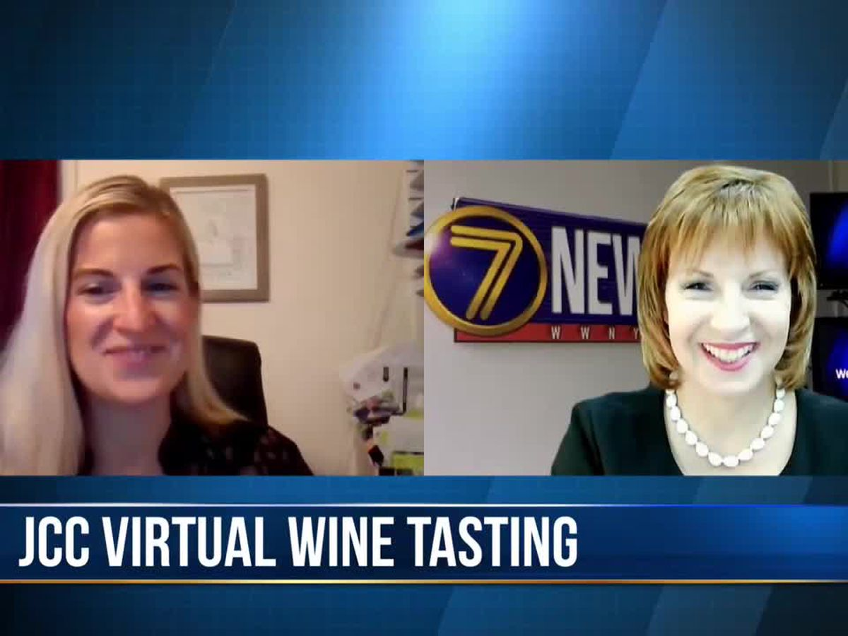 JCC offering virtual wine tastings