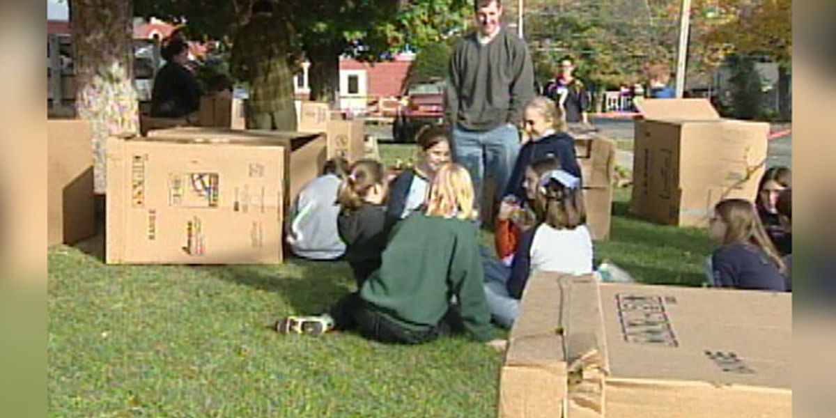Blast from the Past: a lesson on homelessness