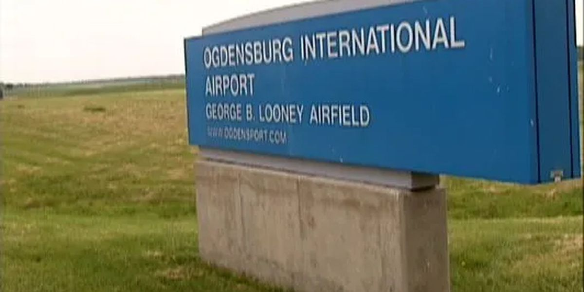 Ogdensburg airport receives $1.5M for runway lights