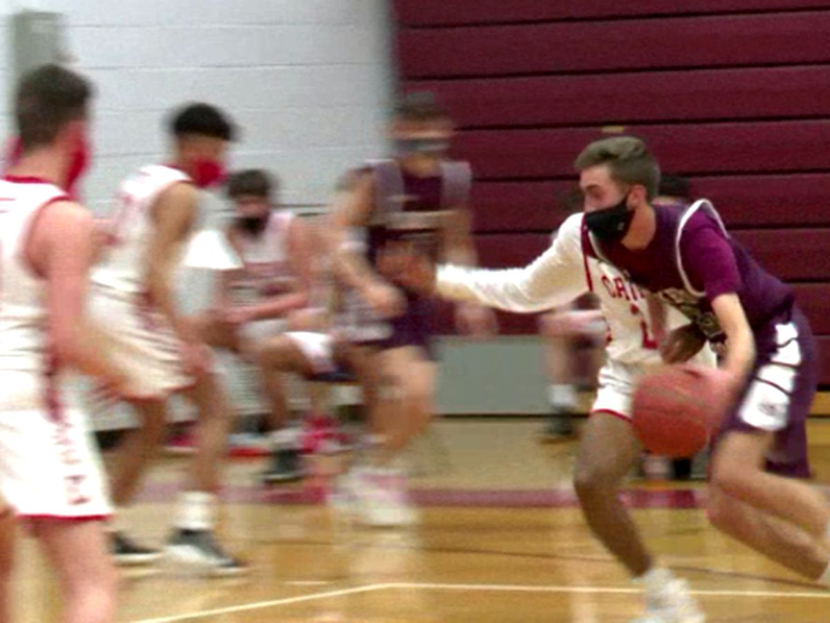 Highlights & scores: Sackets Harbor vs. Carthage on the hardwood