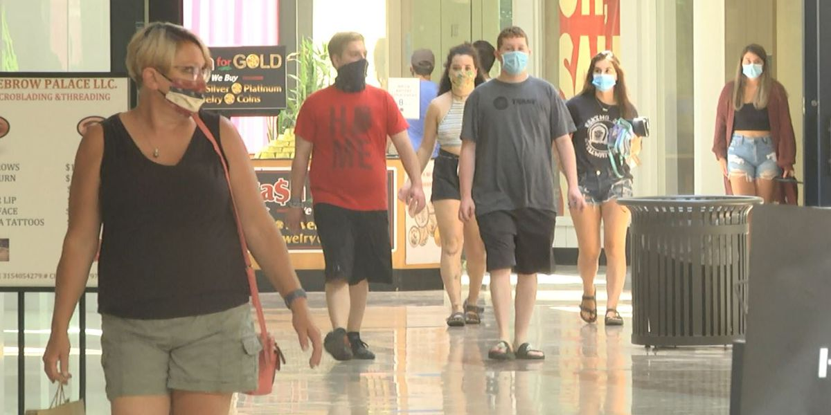Watertown mall reopens; shoppers happy