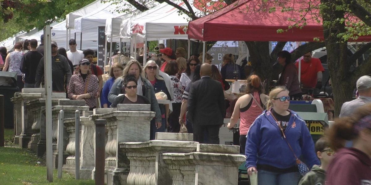 Watertown farmers market begins with restrictions