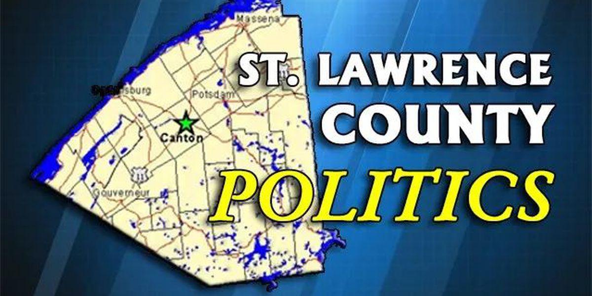 Two St. Lawrence County legislators step down mid-term
