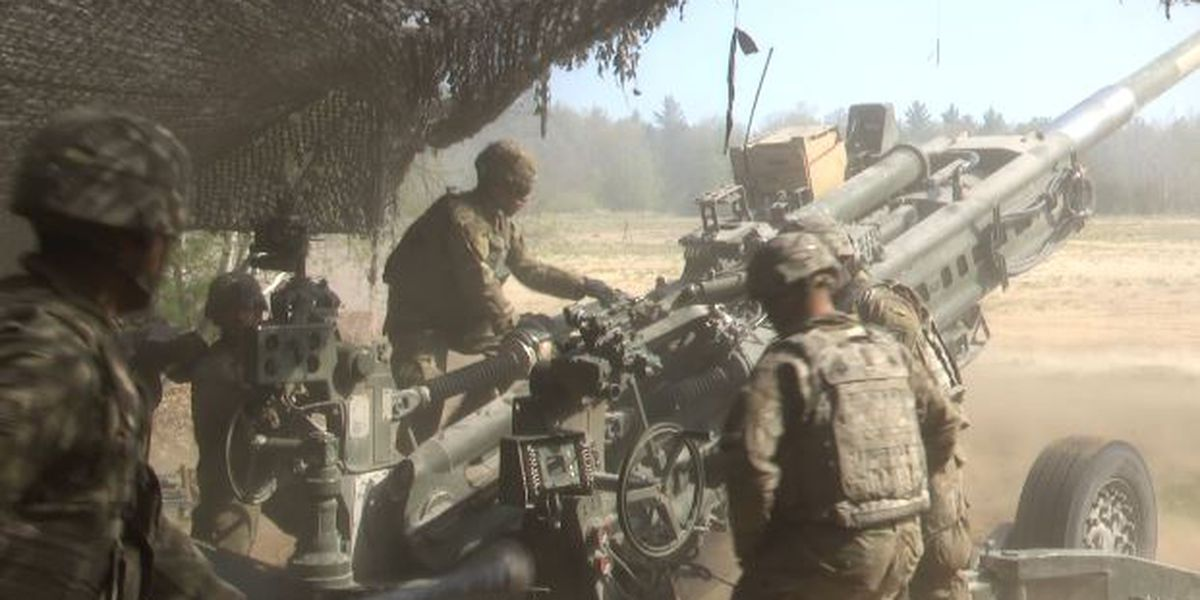 Fort Drum soldiers train on one of Army's most powerful weapons