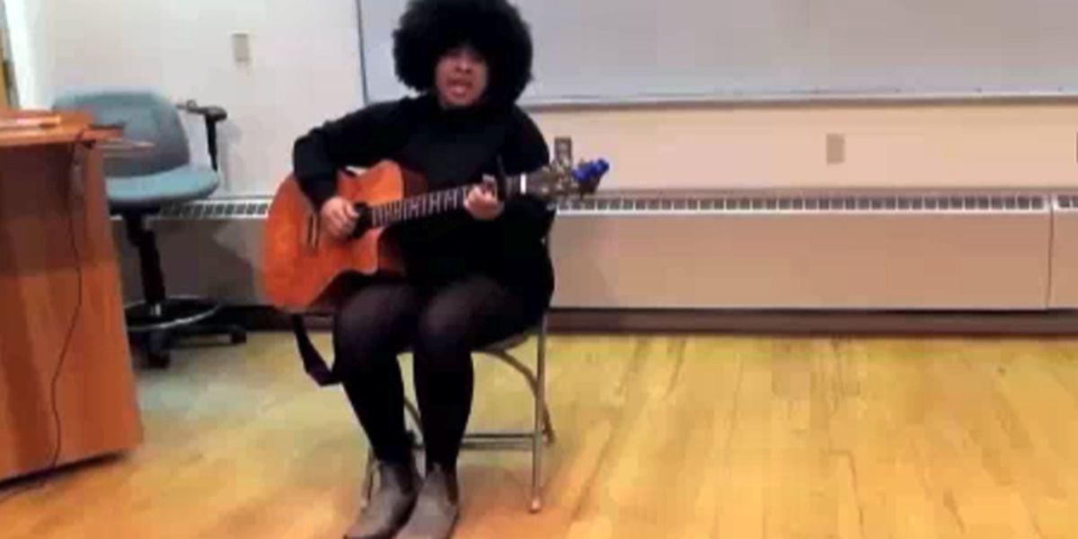 SLU students honor MLK with virtual event