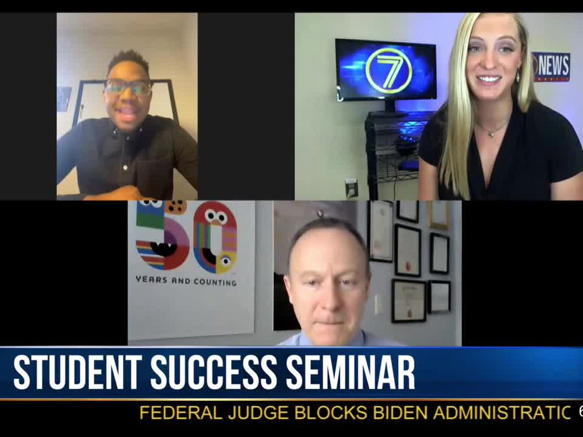 WPBS features student success seminar