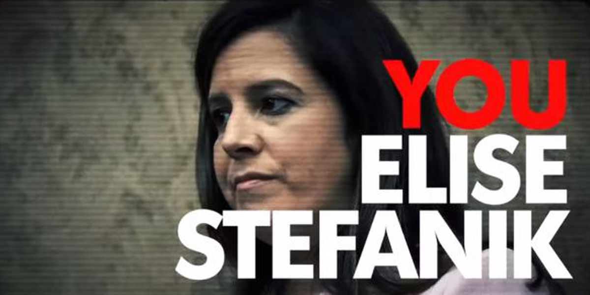 Stefanik target of new ad from anti-Trump group