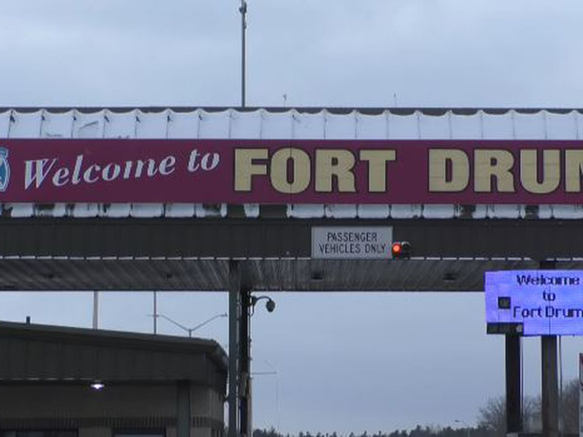 Fort Drum to take temps, change access to base