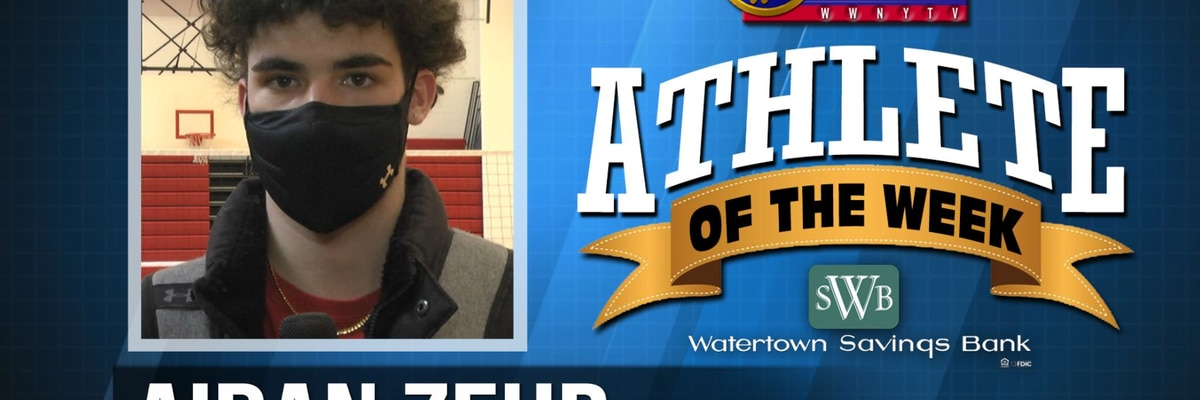 Athlete of the Week: Aidan Zehr