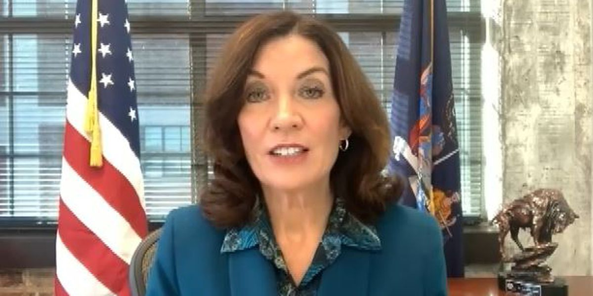 NY's lieutenant governor weighs in on COVID testing delays