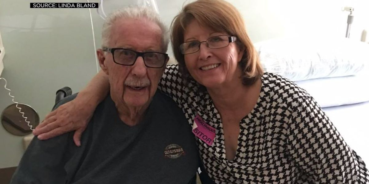Woman, 73, studying nursing to visit husband in care facility during COVID-19