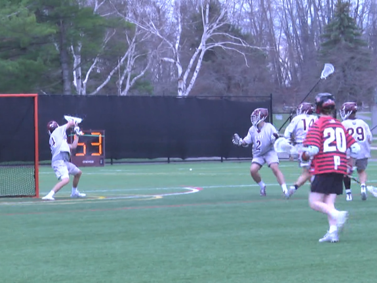Friday Sports: SUNY Potsdam lacrosse doubles Plattsburgh in win