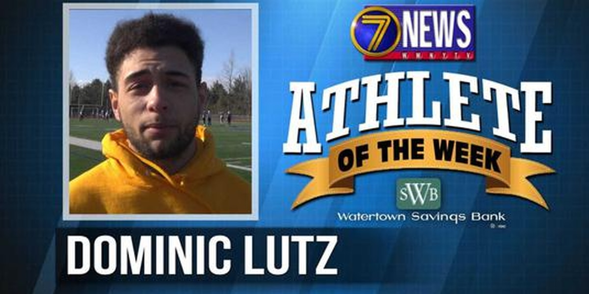 Athlete of the Week: Dominic Lutz