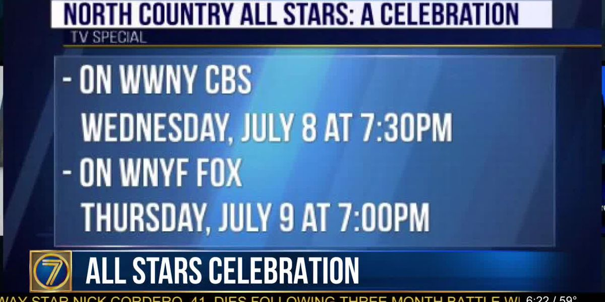 North Country All-Stars celebration this week
