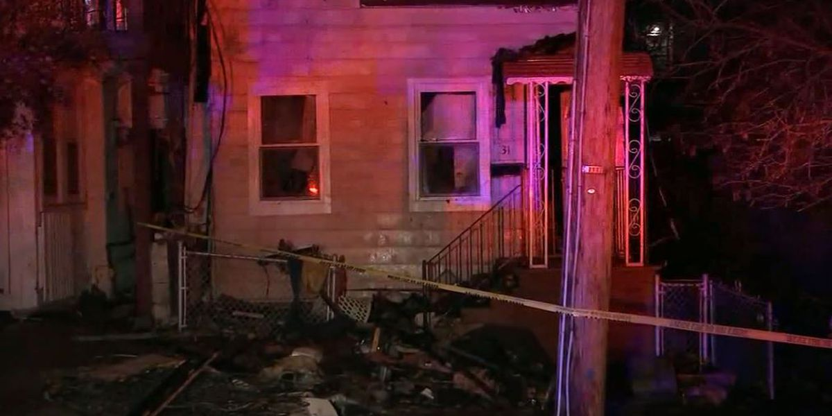 Man stabs wife before setting house on fire, police say