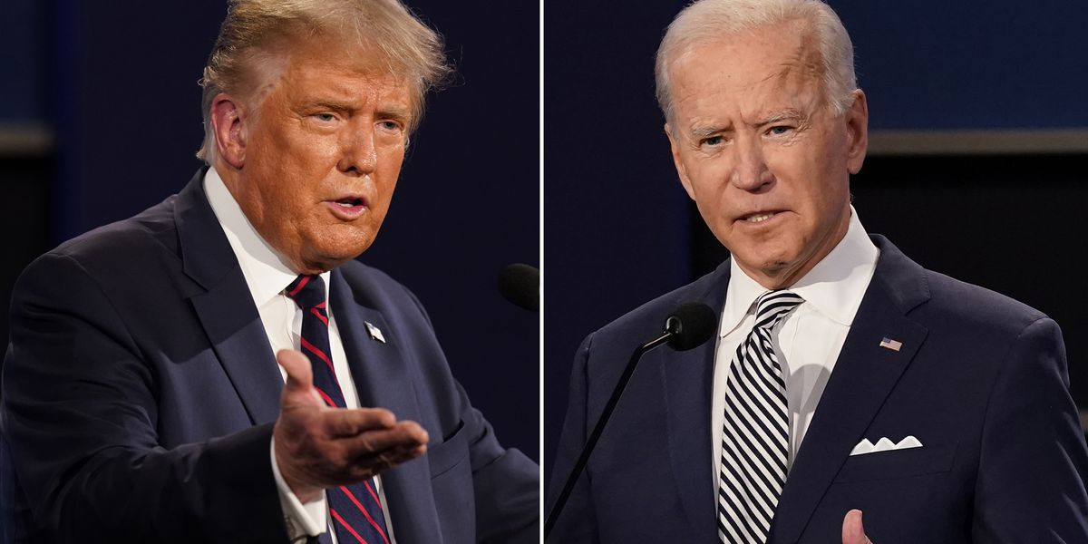 Trump, Biden appeal to Florida voters to turn out in person